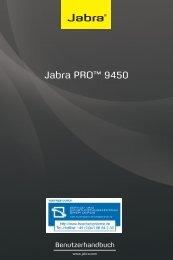 Jabra PRO™ 9450 - headset-system-lösungen