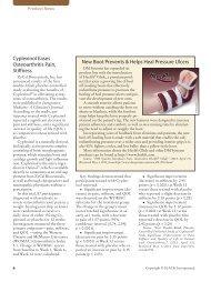 Cyplexinol Eases Osteoarthritis Pain, Stiffness New Boot ... - Healio