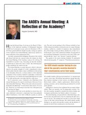 The AAOS's Annual Meeting: A Reflection of the Academy? - Healio