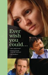 Ever Wish You Could... Quit Using Heroin? - New York State ...