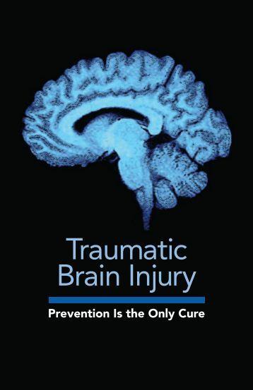 Traumatic Brain Injury - New York State Department of Health