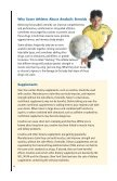 Anabolic Steroids and Sports - New York State Department of Health - Page 4