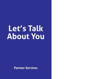 Let's Talk About You - New York State Department of Health