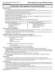 Form DOH-4382 - New York State Department of Health