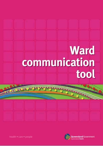 Download the Ward Communication Tool