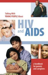 Talking with Young People about HIV and AIDS - New York State ...