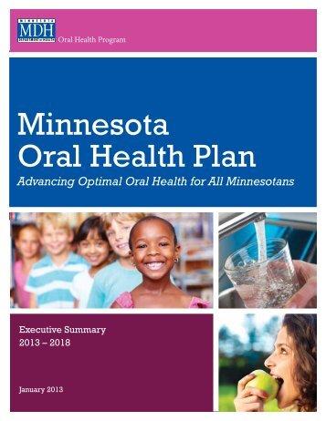 Executive Summary - Minnesota Department of Health