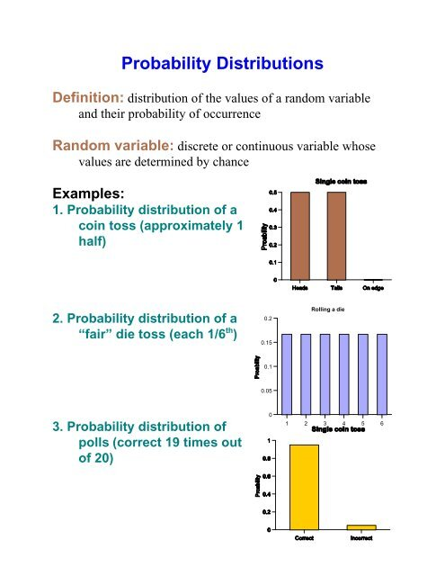 Chapter 4: Discrete Probability Distributions