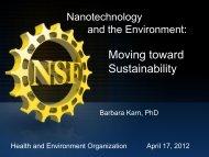 Karn_Nanotechnology_.. - Collaborative on Health and the ...