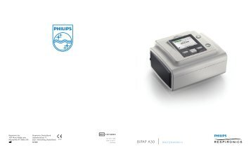 BiPAP A30 - Philips Healthcare