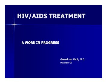 Good thesis statement for hiv