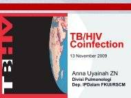 TB/HIV Coinfection - Health[e]Foundation