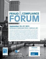 September 25–27, 2011 - American Health Lawyers Association