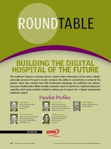 View PDF - HealthLeaders Media