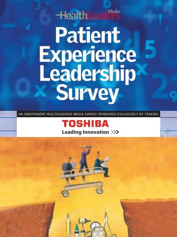 Patient experience leadership survey - HealthLeaders Media