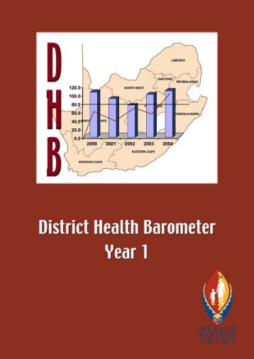 DHB_Year1 - Health Systems Trust