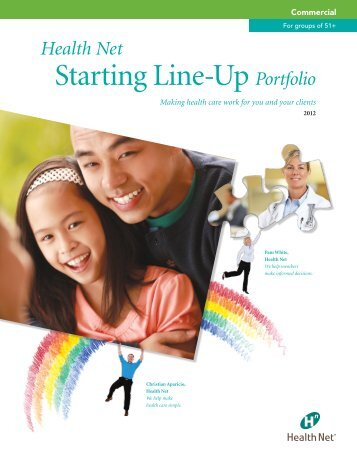 Starting Line-Up Portfolio - Health Net