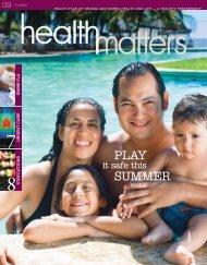 Summer 2009 - Health Plan of Nevada