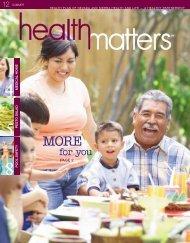 Summer 2012 - Health Plan of Nevada