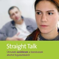 StraightTalk - Health Promotion Unit