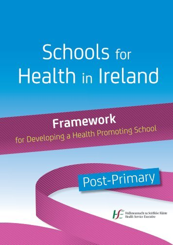Post-Primary - Health Promotion Unit