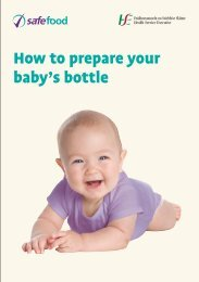 Cleaning And Sterilising Using Or Storing Sterilised bottles - Health ...