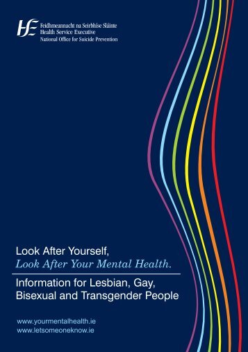Looking after your mental health for LGBT