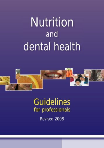 Nutrition - Health Promotion Agency