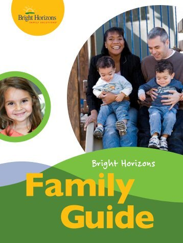 Bright Horizons Family Guide - University of Virginia Health System