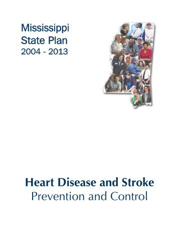 Mississippi State Plan for Heart Disease and Stroke Prevention