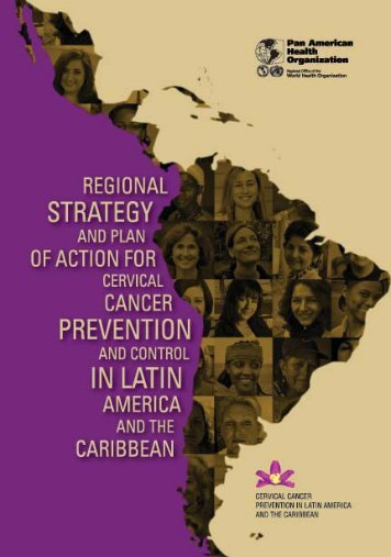 Regional Strategy And Plan Of Action For Cervical Cancer ...