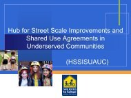 Presentation - Healthy Kids Healthy Communities