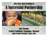 Ian Thomas, HKHC Project Director - Healthy Kids Healthy ...