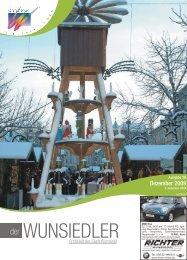 DEZEMBER 2009 - Wunsiedel