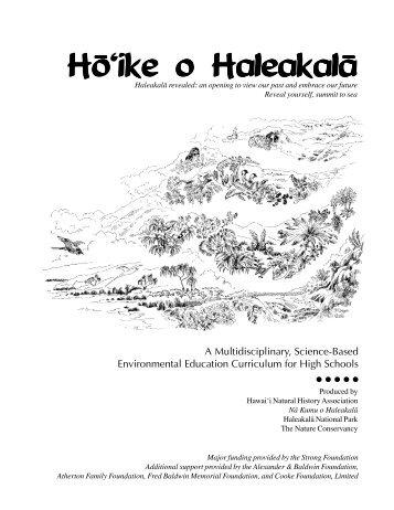 Coastal - Hawaiian Ecosystems at Risk project