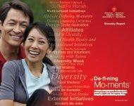 Diversity Report 2009-2010 - American Heart Association
