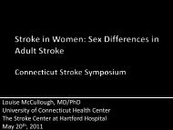 Stroke in Women - American Heart Association