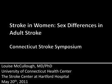 Stroke in Women - American Heart Association