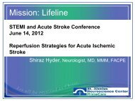 Reperfusion Strategies for Acute Ischemic Stroke