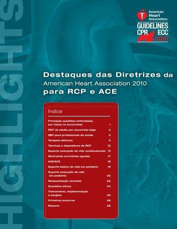 Diretrizes - American Heart Association