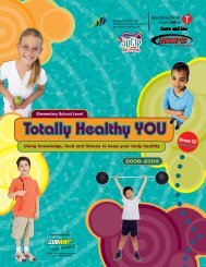 Teacher's Resource Guide - American Heart Association