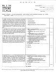 NIH Stroke Scale - Page 2