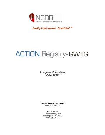 ACTION Program Summary - American Heart Association
