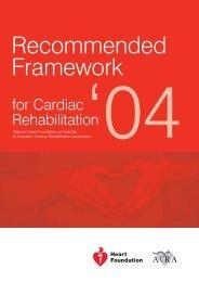 Cardiac Rehabilitation - National Heart Foundation