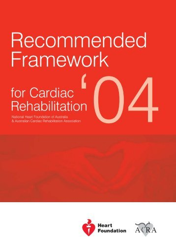 Cardiac Rehabilitation - National Heart Foundation