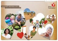 annual review 2011 - National Heart Foundation