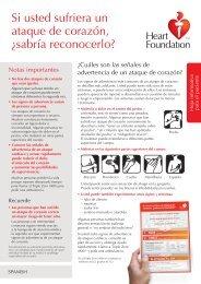 Spanish - Heart Foundation - WSFS.indd - National Heart Foundation
