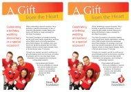 donation - Heart Foundation