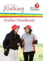 Walker Handbook - Heart Foundation