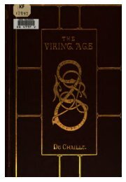 The Viking Age Vol. 1 - Temple of Our Heathen Gods